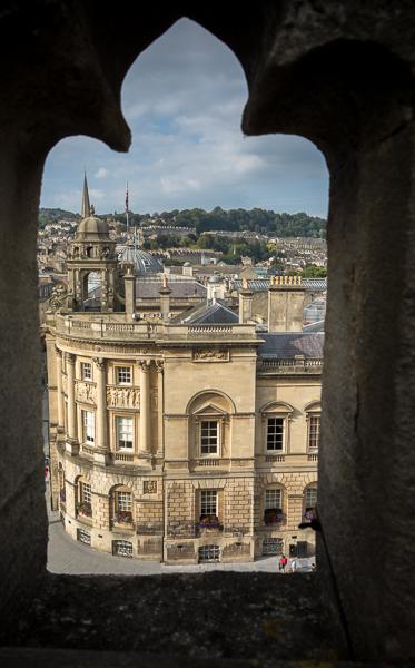 Bath Abbey Tower Tour