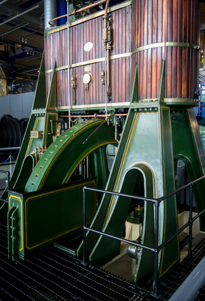 Watt steam engine