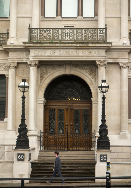 City of London School building