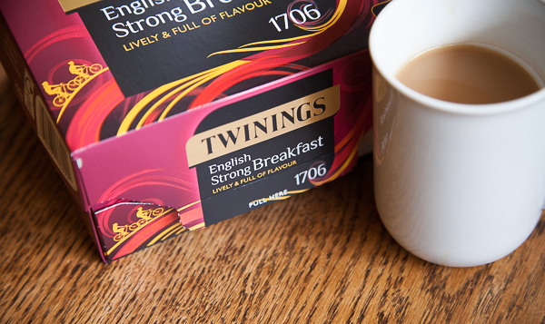 Strong English Breakfast Tea