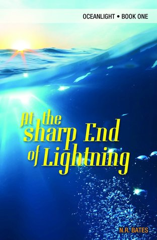 At the Sharp End of Lightning by NR Bates