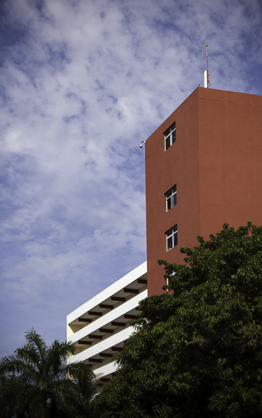 Hotel Jagua, Cienfuegos Cuba