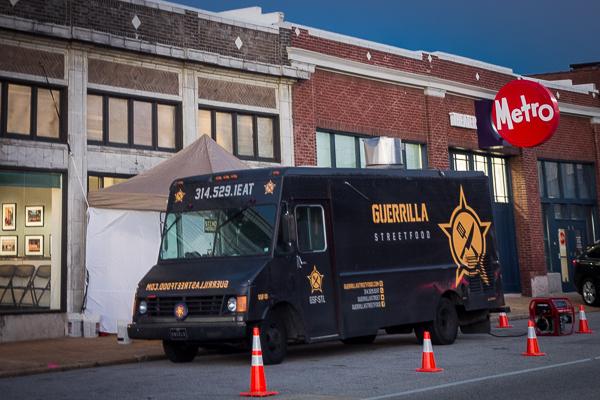Guerilla Street Food, St. Louis, Missouri