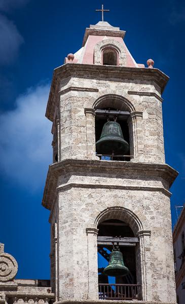 Catedral de San Cristóbal, Havana, Cuba