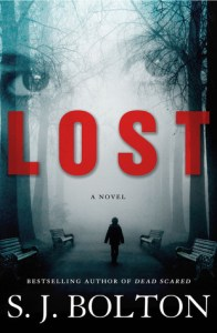 Lost by Sharon Bolton