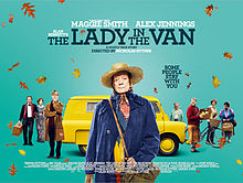 The Lady in the Van film
