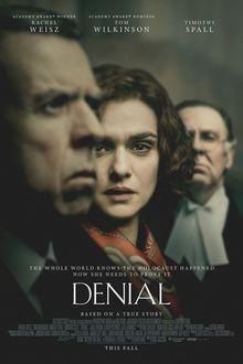 Denial film poster