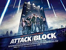 Attack the Block film poster