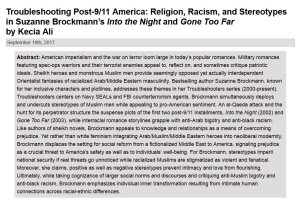 Abstract of Kecia Ali's paper about the Troubleshooter series
