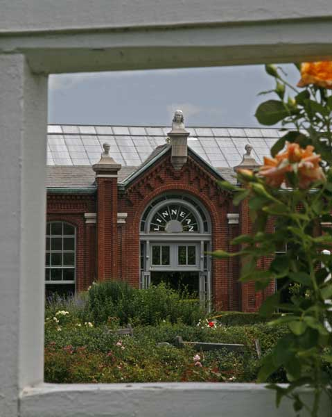 Linnean House, Missouri Botanical Garden