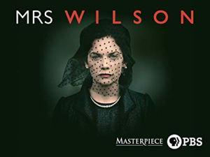 Mrs Wilson on Masterpiece