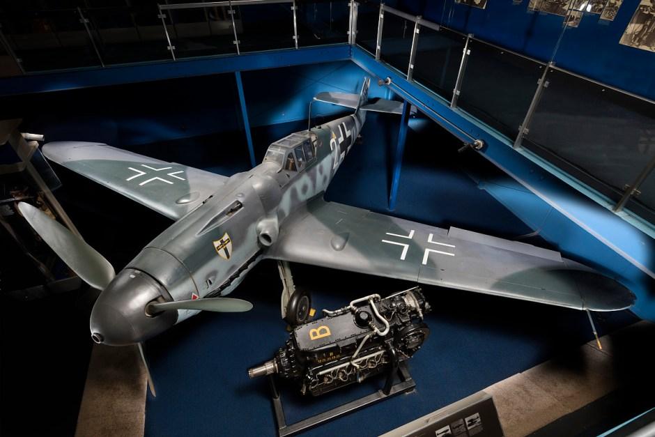 Messerschmitt Bf 109 G-6/R3 (