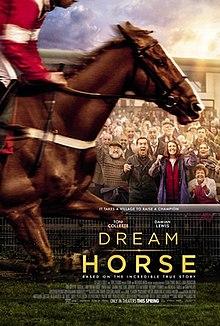 Dream Horse film poster