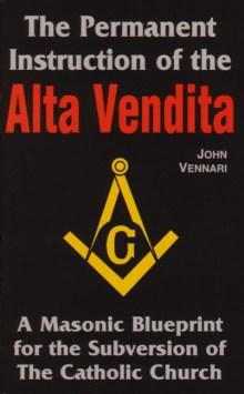 Az Alta Vendita – A Nemes Bosszú Állandó utasítása