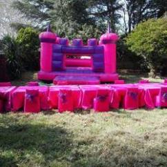 Kiddies Chair Covers For Hire Swivel Rpa Fun Valley Jumping Castles | Jozikids