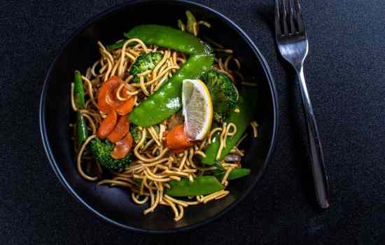 Quick and Easy Vegetable Filipino Pancit