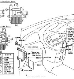 652150 8401 0008 switch relay computer toyota part list jp carparts com toyota estima fuse [ 1592 x 1099 Pixel ]