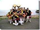 корейские барабанщики