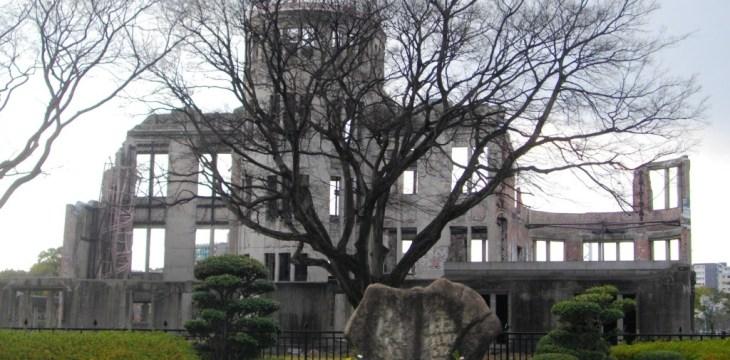 Русские жертвы Хиросимы и Нагасаки