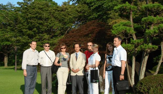 Стажировка по теме «Здравоохранение» 17-31 июля 2011 г.