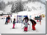 школа лыжников