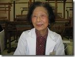 Фукуи Садако (Советник «Общества сохранения тканей с традиционными узорами кураёси-гасури»)