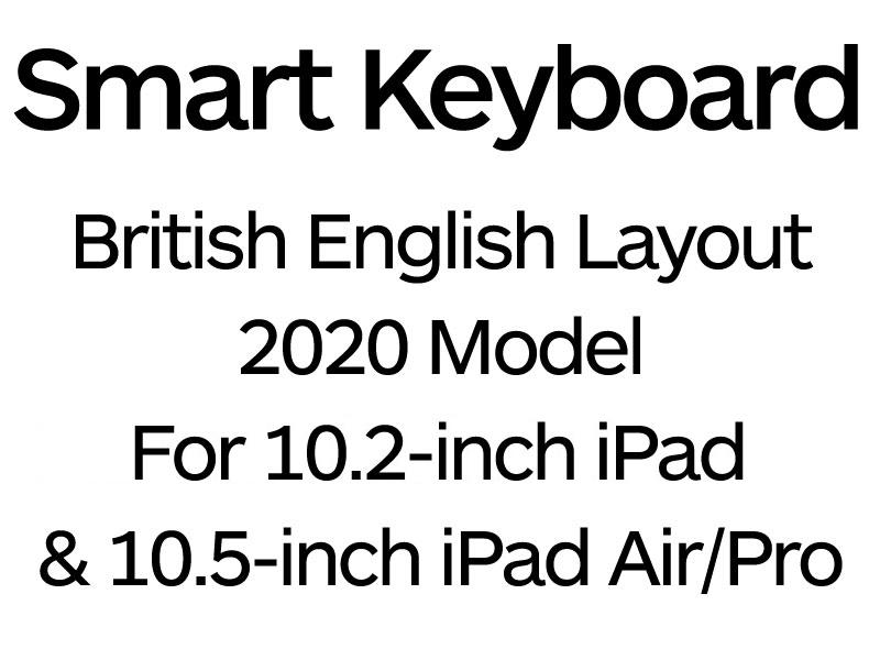Apple Smart Keyboard for 10.2-inch iPad & 10.5-inch iPad