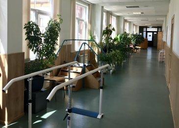 Rehabilitācijas nodaļa Jelgavas poliklīnika