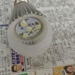 LED電球に使用されているLED