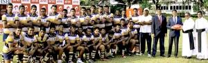 Peterite Rugby Team