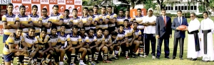 Peterite Rugby Team
