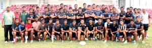 Peterite Rugby Team 2014