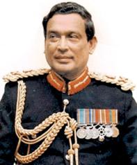 Lt. General Gerry de Silva