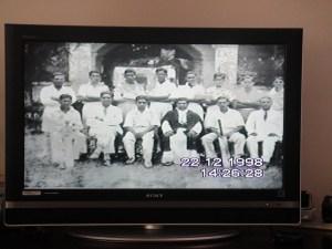 JAYAWEERA 2 - 1933 team