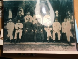 First batch of Head Prefects - St. Peter's College 1927