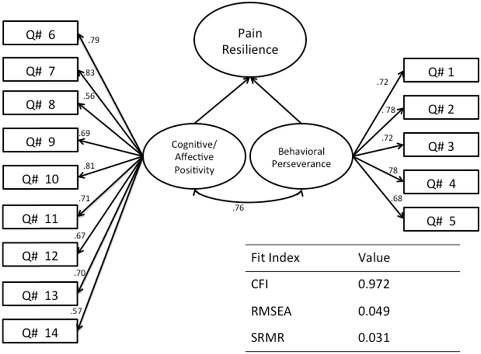 Development and Initial Validation of the Pain Resilience