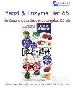 Yeast & Enzyme Diet