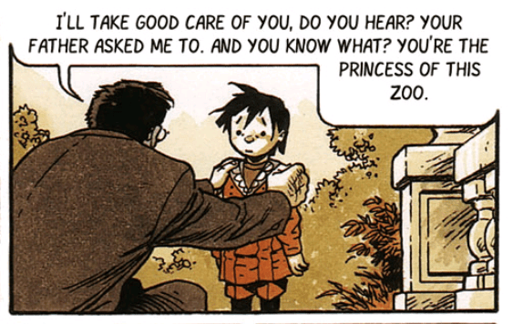 Princess of This Zoo
