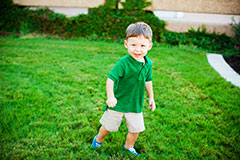 samuel : texas a&m campus : college station family photographer