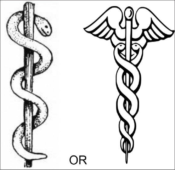 Things you don't learn in medical school: Caduceus Prakash