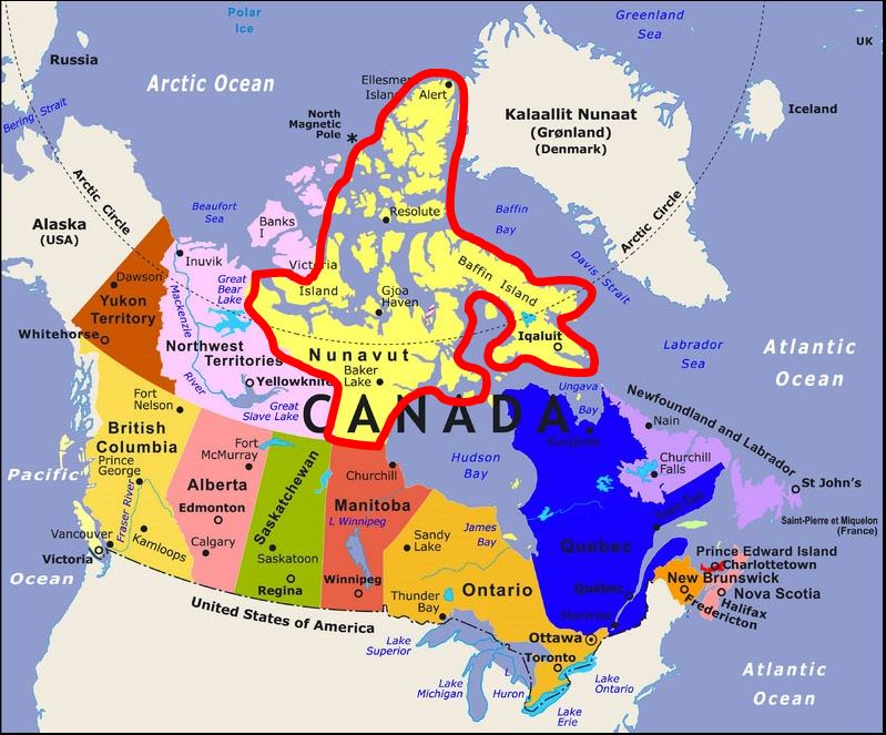 25/04/2017· nunavut, located in the northern region of canada, is the largest territory as well as the least populated. Nunavut (NU) - JP Immigration