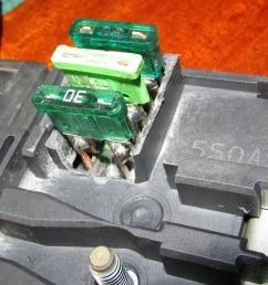 2001 vw beetle fuse box battery fix battery fuse box melting on 04 new beetle  [ 1152 x 864 Pixel ]