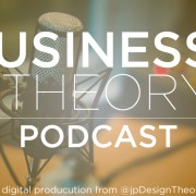 Business Theory Podcast Graphic