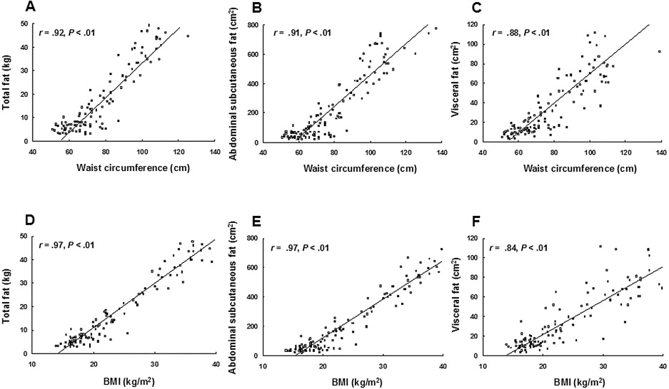 Waist circumference is an independent predictor of insulin