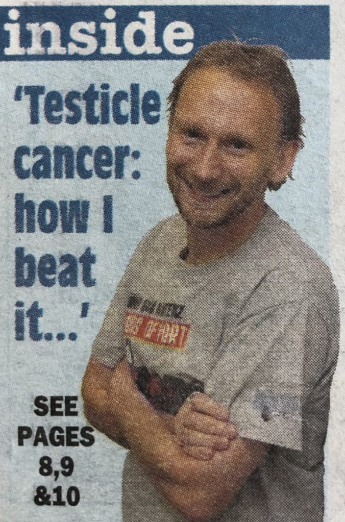 It's been 13 years - How I beat it #cancer #testicularcancer