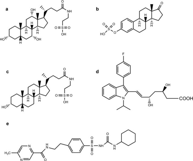 Interactions Between Organic Anions on Multiple