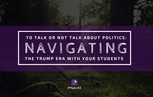 Trump, Trump Era, Student Affairs, Higher Education, JPHigherEd, JPHigherEd.com