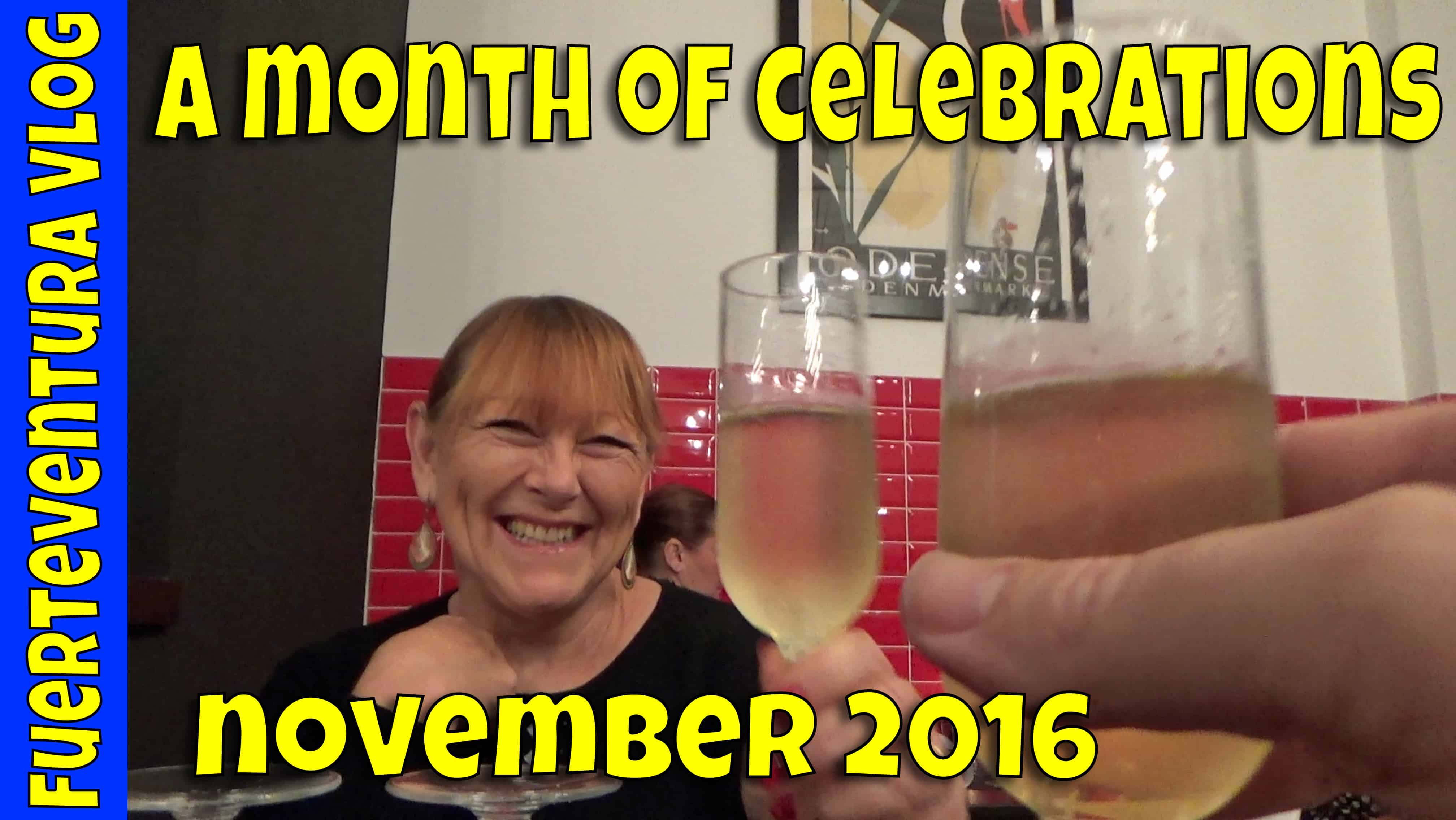 Fuerteventura Vlog November 2016