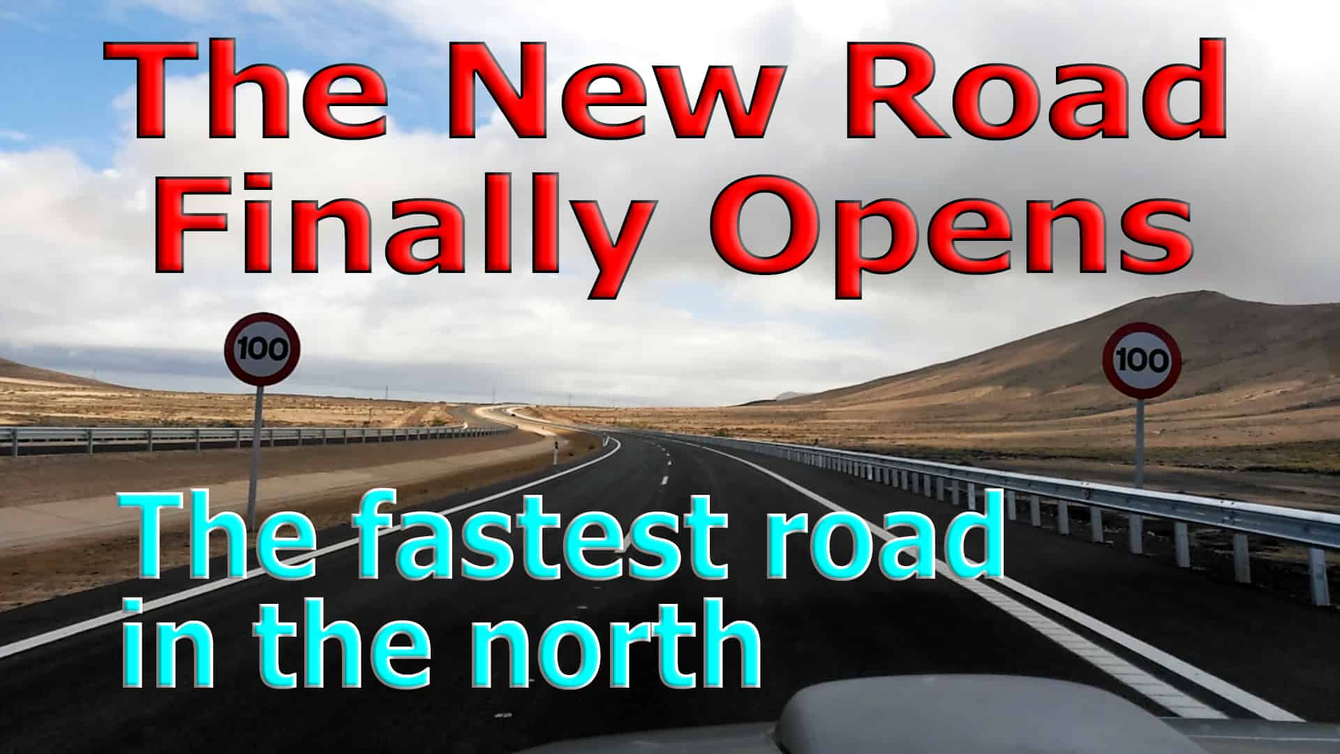 New Road Opens