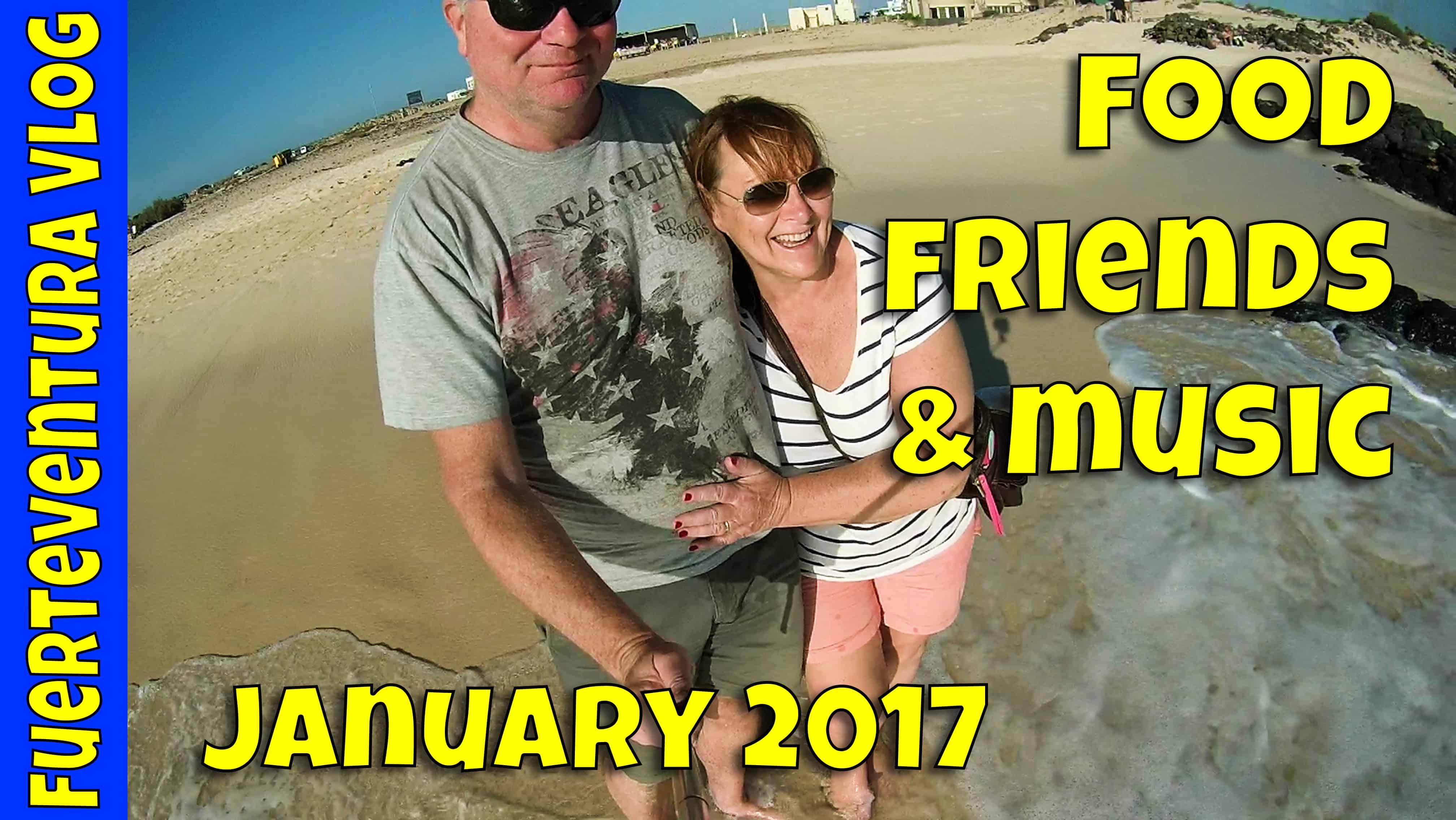 Fuerteventura Vlog January 2017